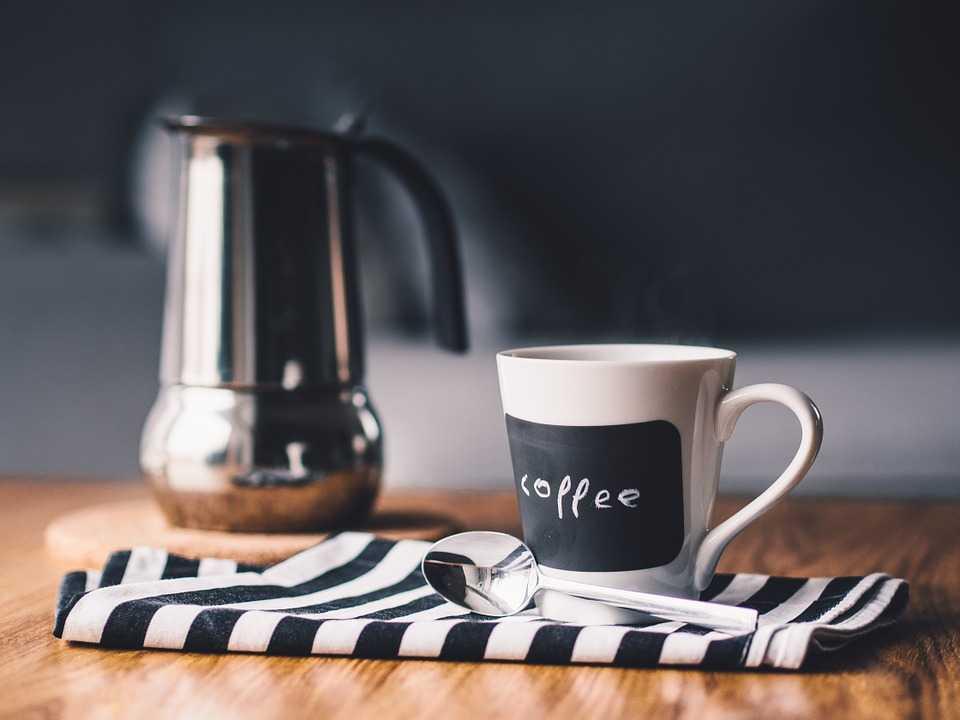 Кофеина в эспрессо