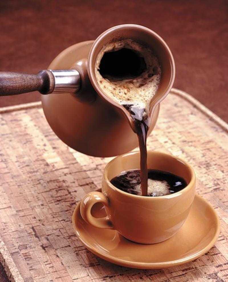 Кофе можно пить только утром