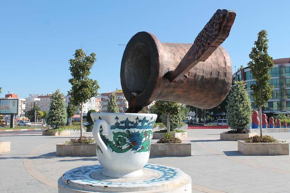 правильный кофе только в турке варится