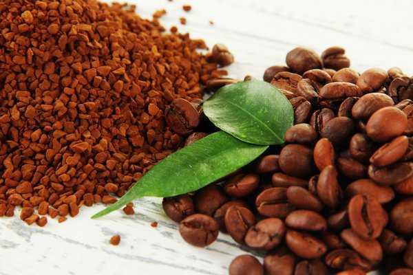 Кофе содержит множество полезных питательных веществ