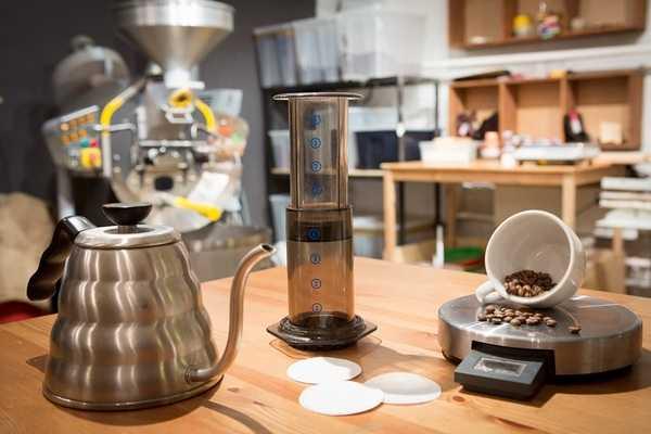 Как приготовить кофе в аэропрессе