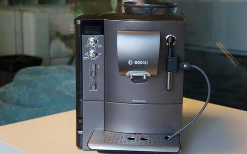 Чистка кофемашин Бош от накипи и налетов