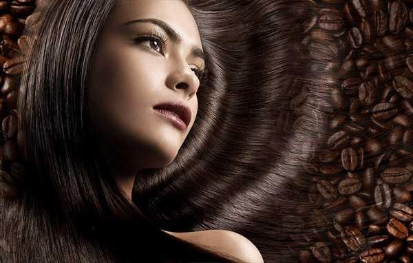 Кофе улучшает циркуляцию крови кожного покрова головы
