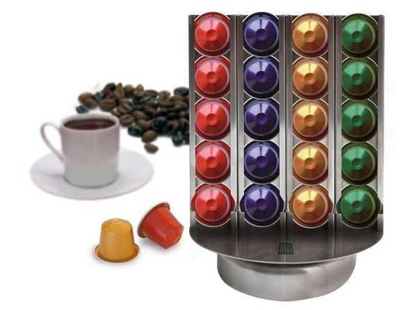 Капсульные встраиваемые кофемашины