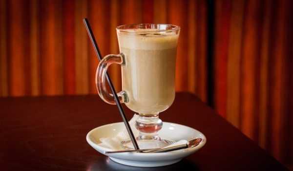 Кофейный коктейль Диабло