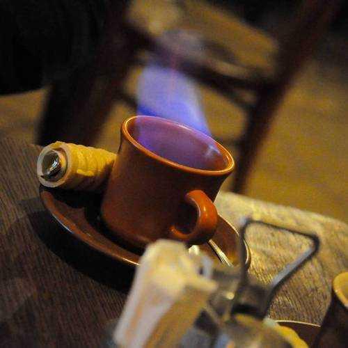кофе с ромом рецепт
