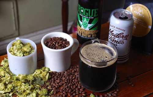 Кофе «Явайский мятный»