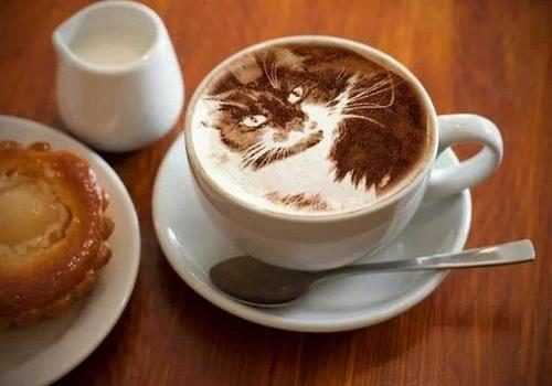 рецепт кофе с кокосовым молоком