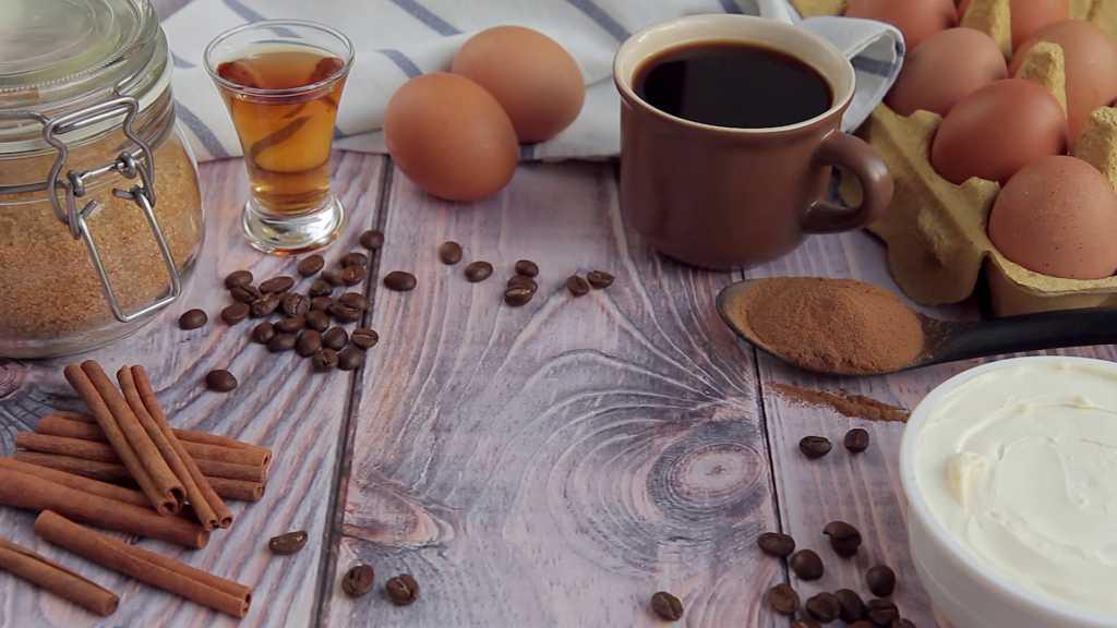 кофе тирамису