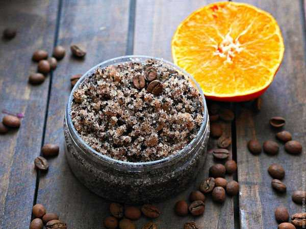 Скраб из кофе: противопоказания
