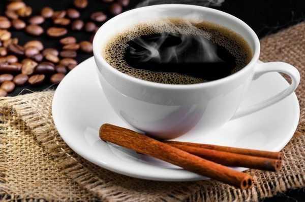 Кофе с солью и корицей