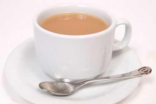 кофе с топленым молоком