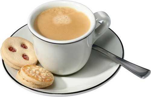 посуда для кофе с молоком