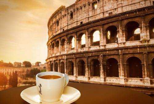 рецепт кофе по-римски
