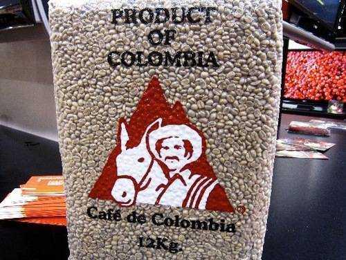 Хуан Вальдез. Колумбийский кофе