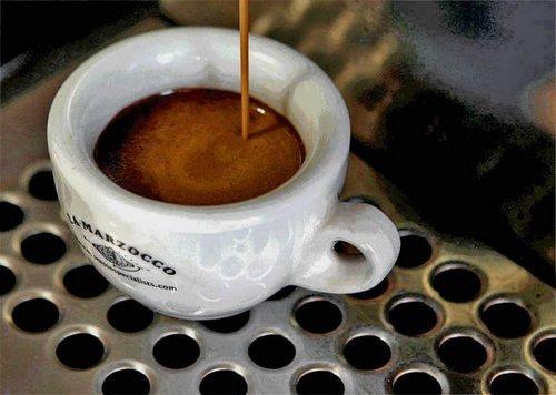 посуда для крепкого кофе