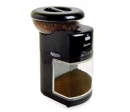выбор жерновой кофемолки
