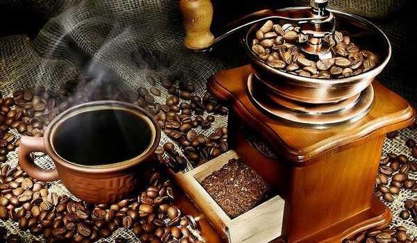Жерновая или ротационная кофемолка