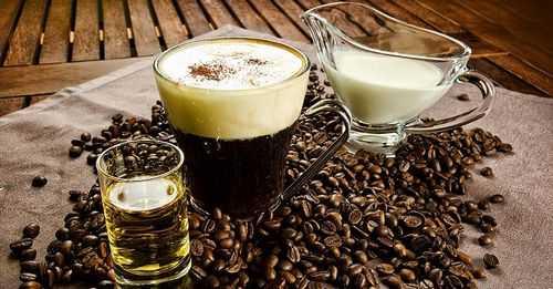 Воздействие кофе с алкоголем на организм