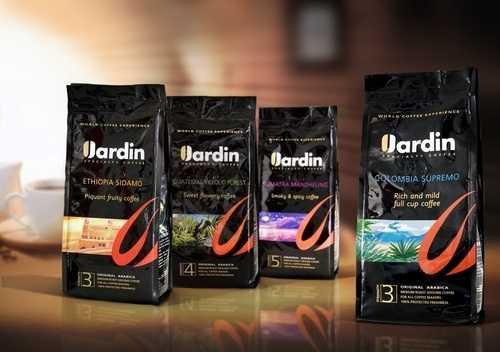 Кофе «JARDIN»