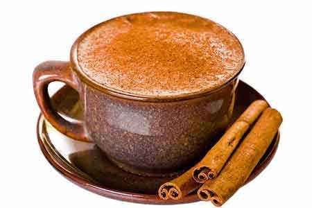 растворимый кофе с корицей рецепт