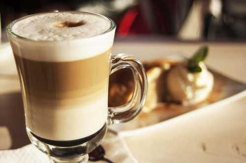 бокалы для кофе латте