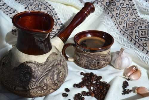 Рецепт кофе по-еврейски