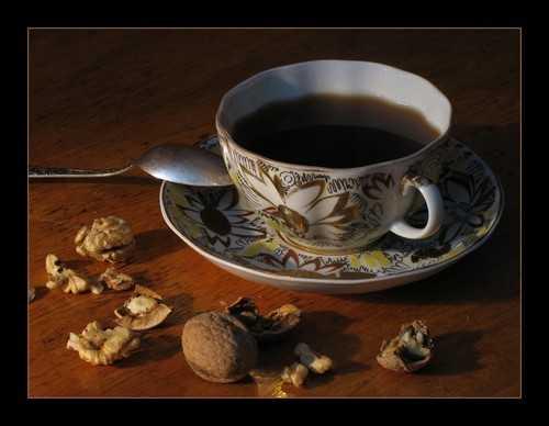 ореховый кофе