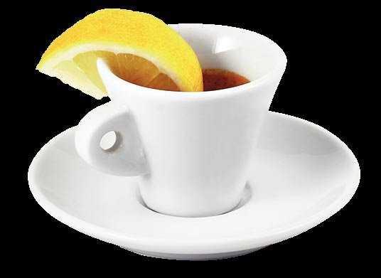 Приготовление кофе Романо в турке
