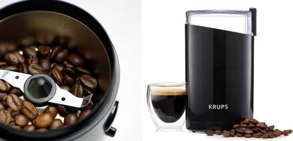 Ротационный тип кофемолки