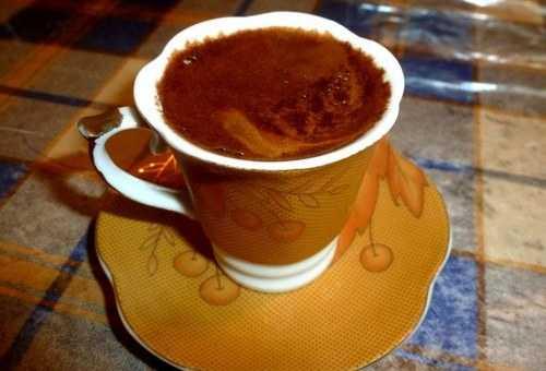 правильно заварить кофе