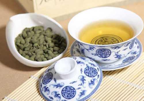 Чай с женьшенем и его полезные свойства