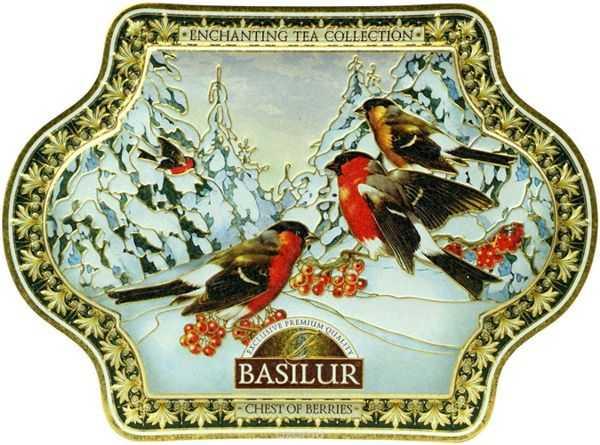 базилур чай с снегирями