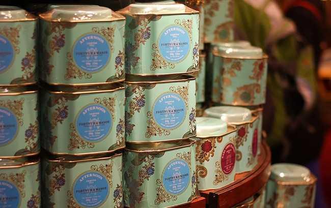 британская чайная компания