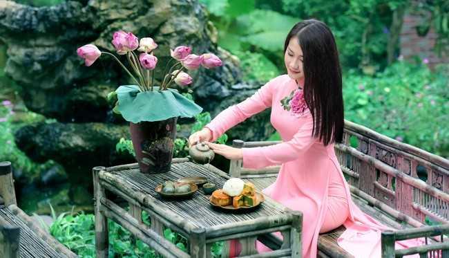 чаепитие во вьетнаме