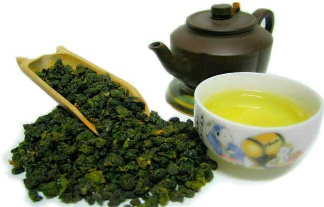 чай альтхаус из улуна