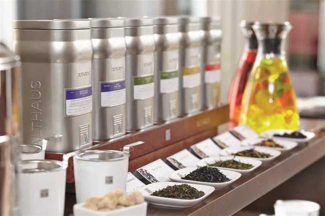 чай альтхаус в банках