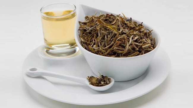 чай белый