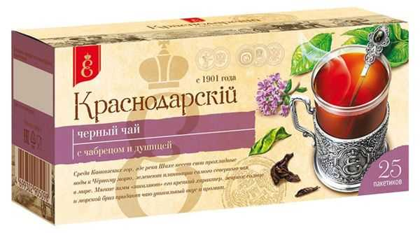 чай от века
