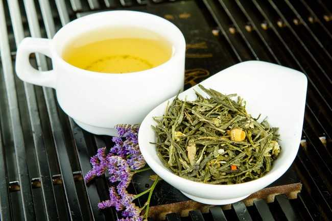 чашка чая японская липа