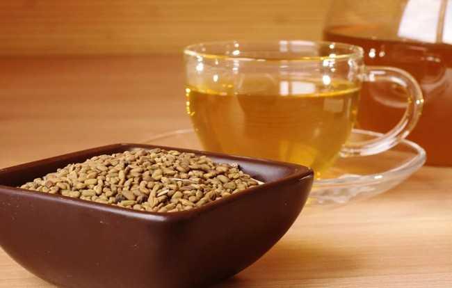 египетский желтый чай