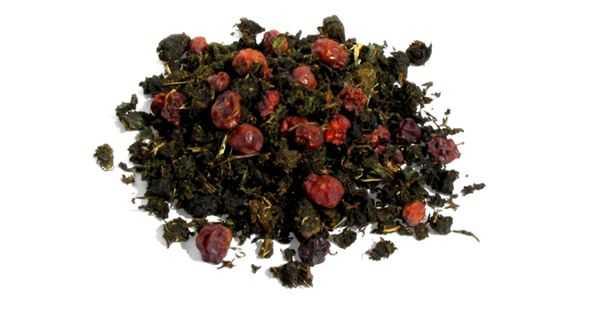 ферментированный иван-чай и шиповник