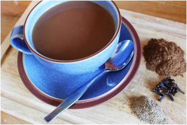 индийский масала чай