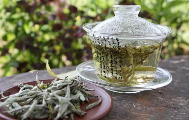китайский белый чай