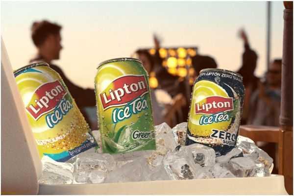 липтон во льду