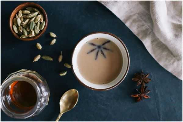 масала чай с медом