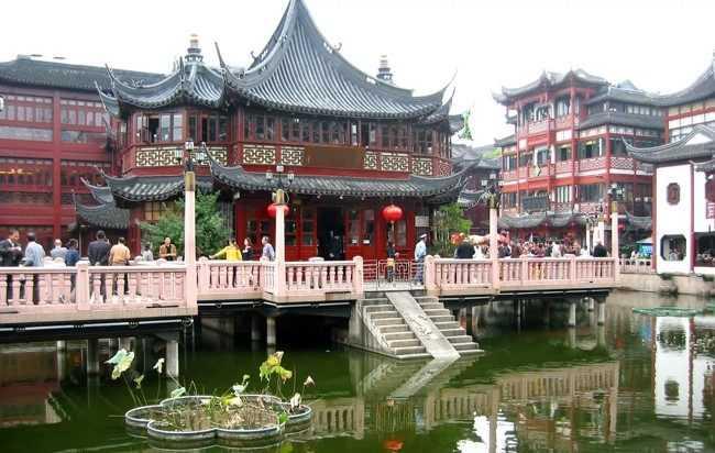 музей чая в китае