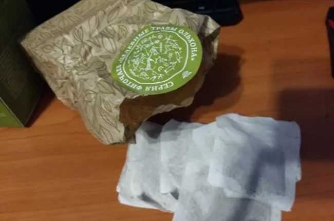 пакетики чая белая ласточка