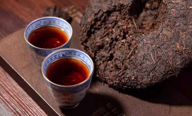 шу пуэр чай