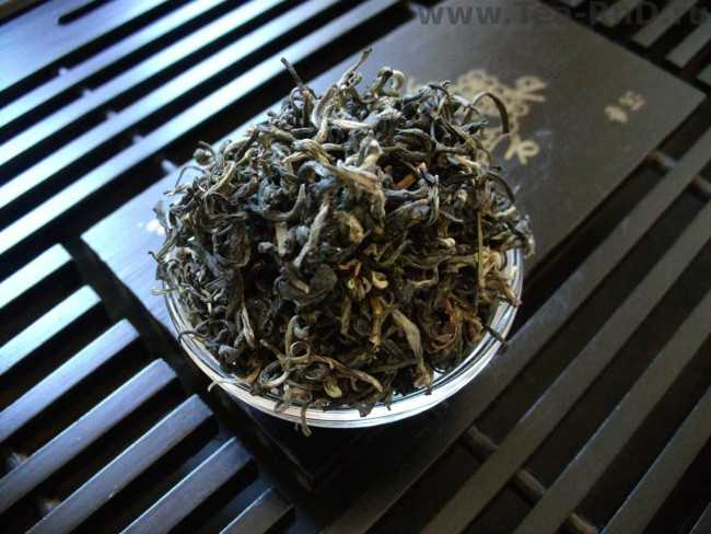 сухой чай билочунь
